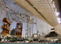 catedral cristal en California
