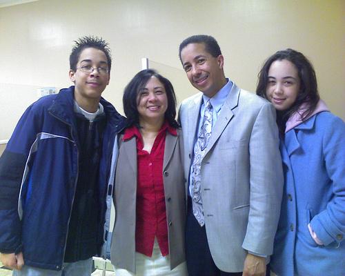 Familia Victor Y Hatie Tiburcio - Feb 2009