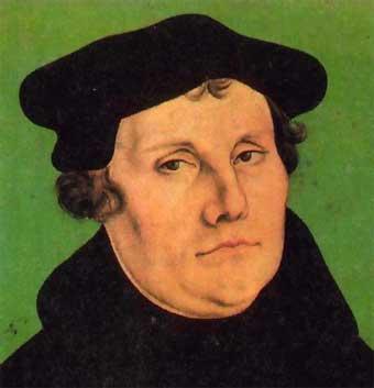 Martin Lutero y La Reforma Protestante