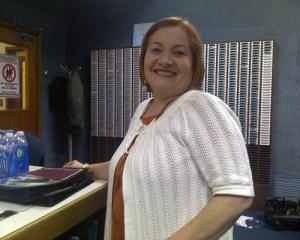 Ruth Ortiz, Secretaria de Programación