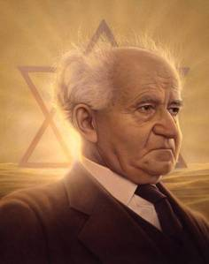 1949: Primera elecciones israelís. David Ben-Gurión se convierte en Primer Ministro de Israel.