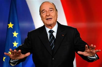 1996: en Francia, el presidente Jacques Chirac anuncia un «fin definitivo» de las pruebas nucleares.