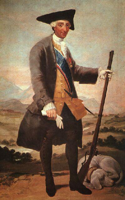 1777: en España, Carlos III prohíbe el baile en el interior de las iglesias.