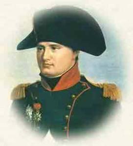 1810: Napoleón Bonaparte firma un decreto en el que declara que Roma es la segunda capital del Imperio.