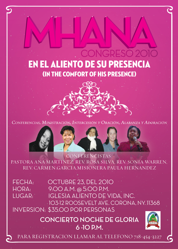 MHANA Congreso 23 OCT. 2010