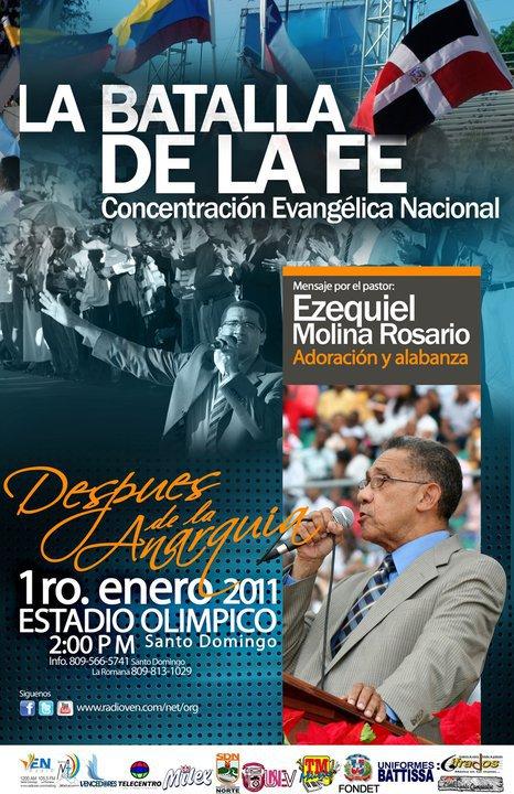 1 Ene 2010 La Batalla De La Fe (Promocional)